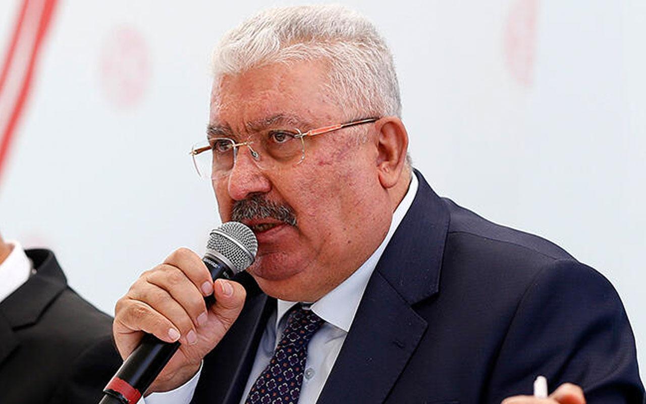 MHP'li Semih Yalçın: CHP'de Kılıçdaroğlu sorunu, Türk siyasetinde de CHP krizi vardır