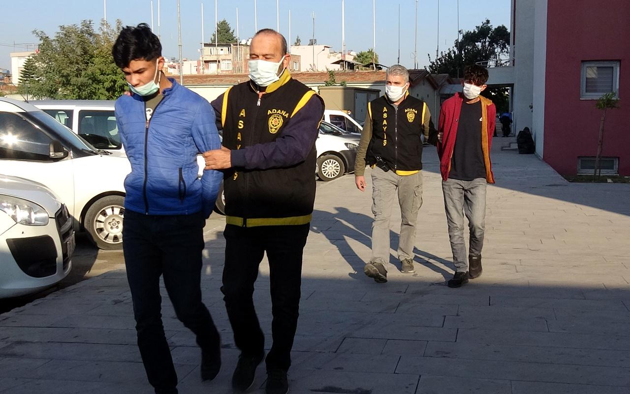 Adana'da akılalmaz olay: Motosikletle gezdirdiği genci bıçaklayıp gasbetti