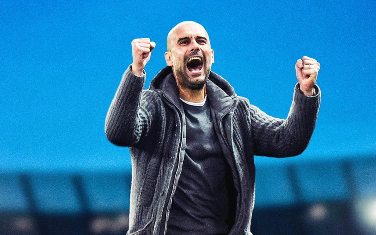Manchester City Pep Guardiola ile 2 yıl daha devam dedi