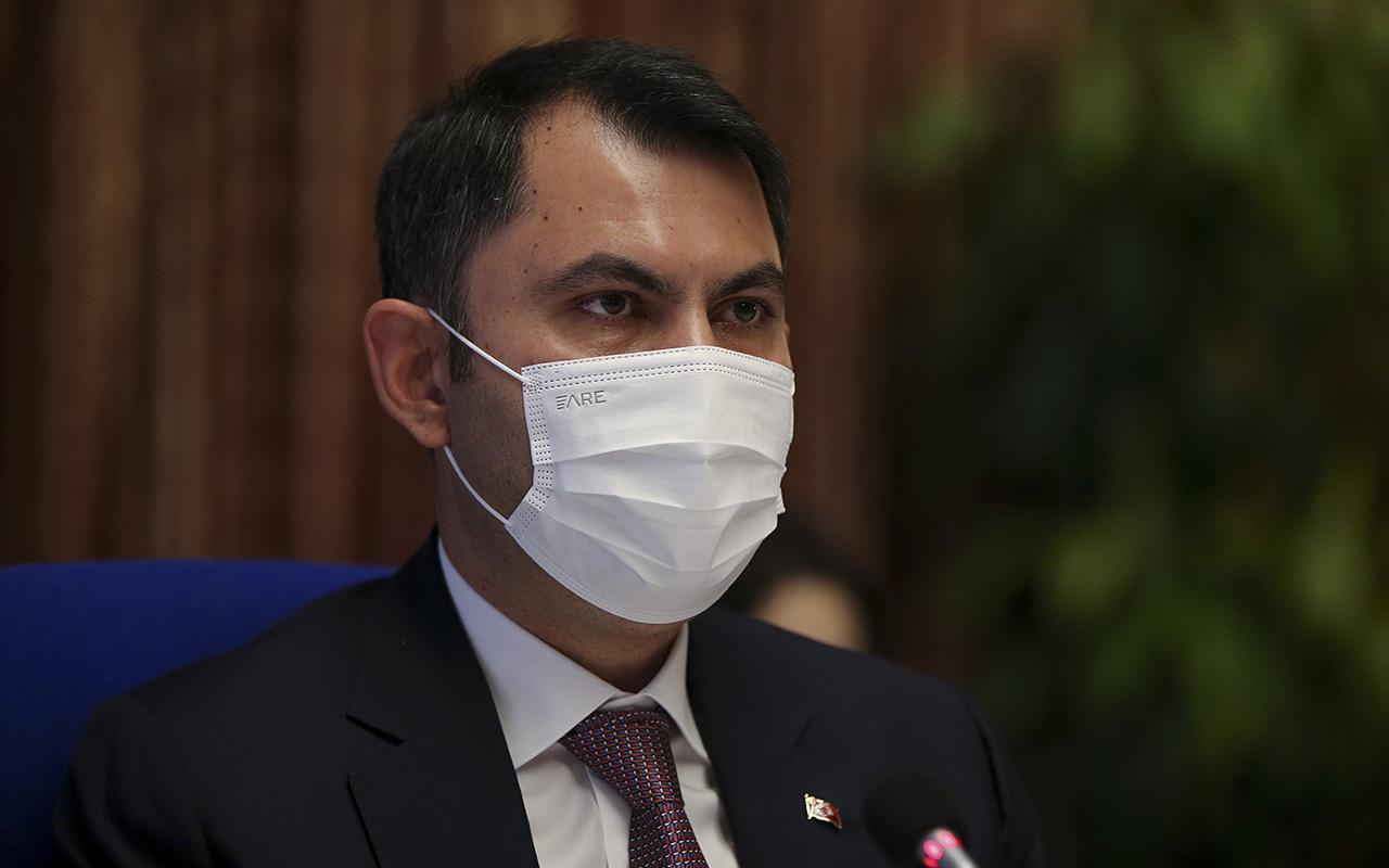 Murat Kurum'dan kepçe eleştirileri için sert sözler