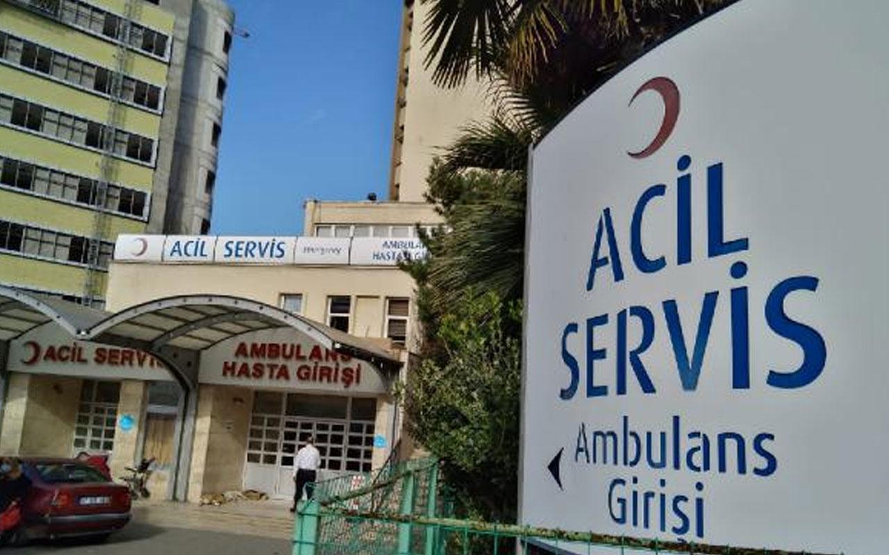 Zonguldak Atatürk Devlet Hastanesi Başhekimi Hasan Tosun:Kentteki yoğun bakım üniteleri yüzde 100 dolu