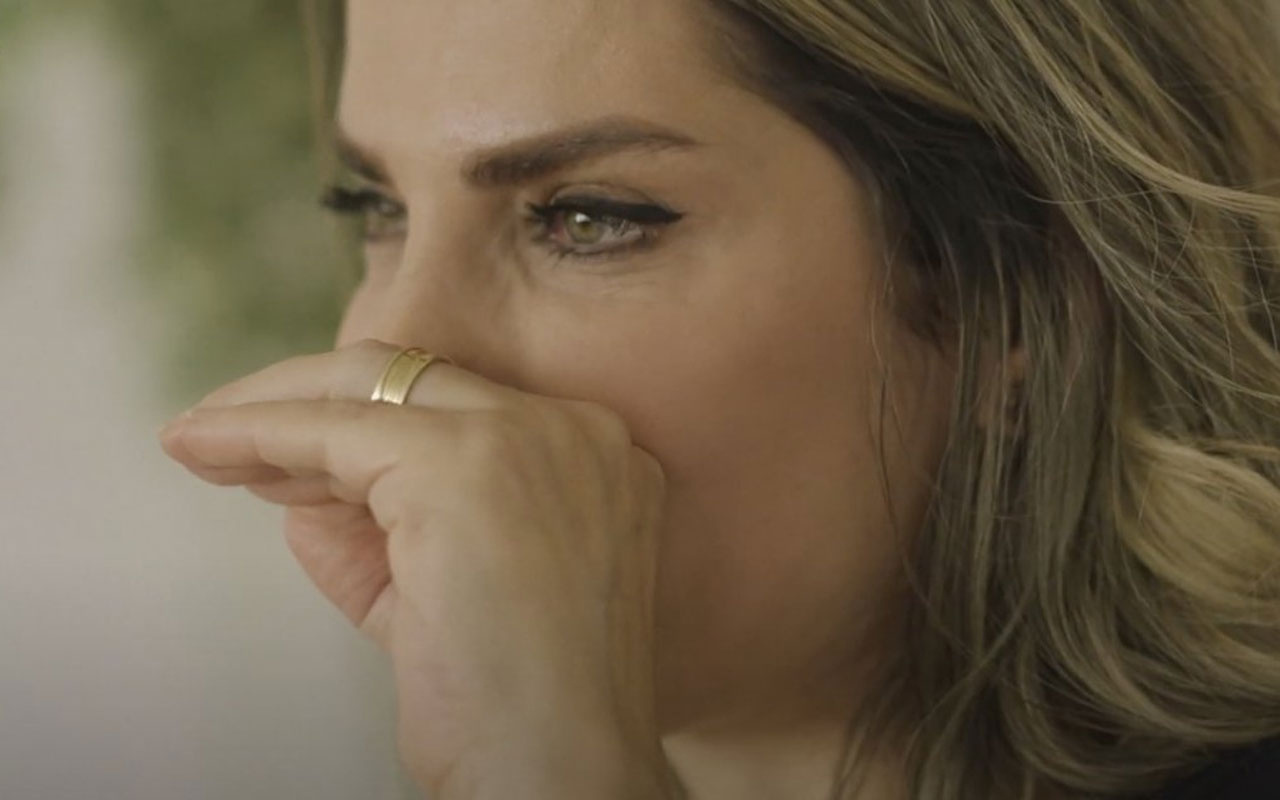 Selahattin Demirtaş'ın eşi Başak Demirtaş gözyaşlarını tutamadı! Çok zorlanıyorum