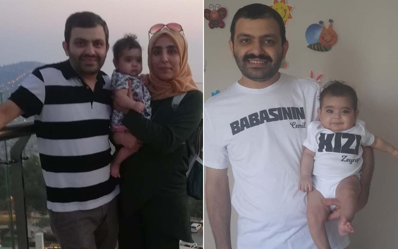 Aydın'da ailenin yaşadığı ikinci aynı acı: 10 aylık Zeynep bebek 'siroz' nedeniyle öldü