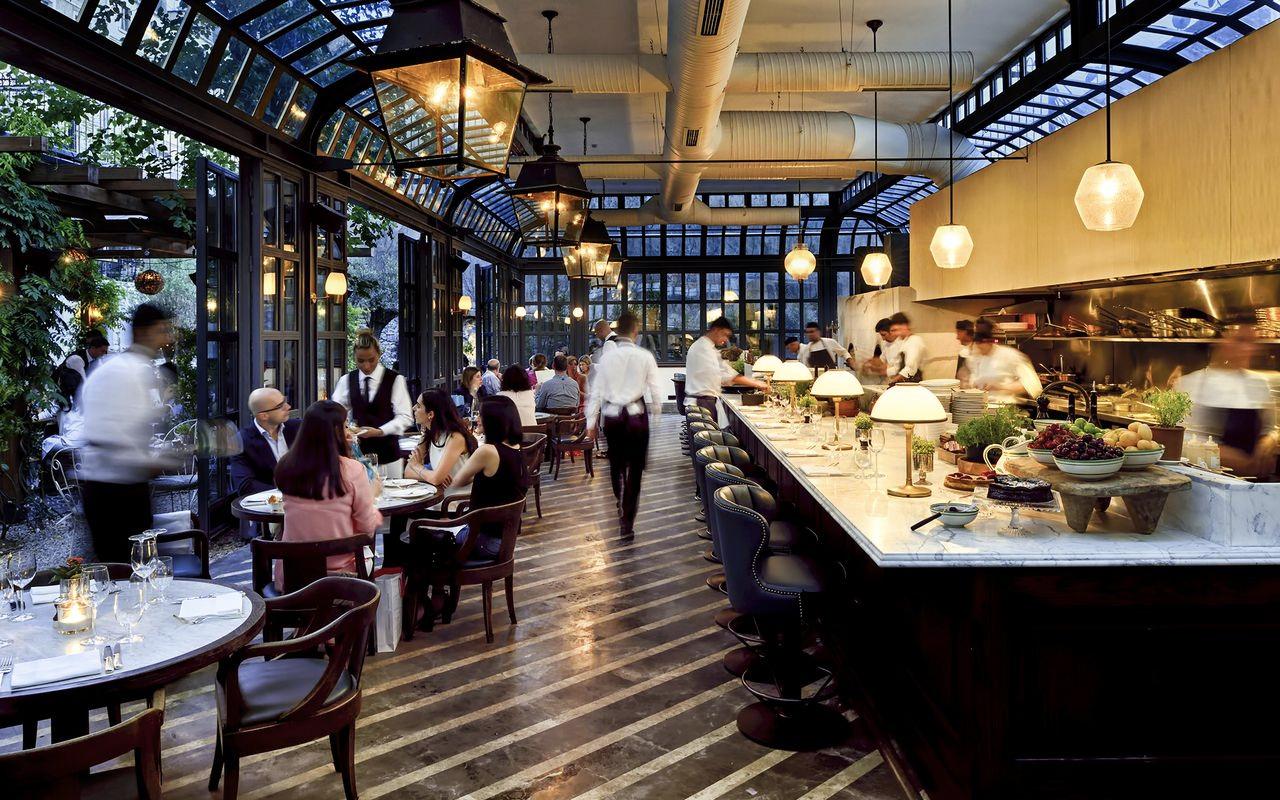 Yeme içme yerlerinin açık olacağı saatler hangisi 2020?