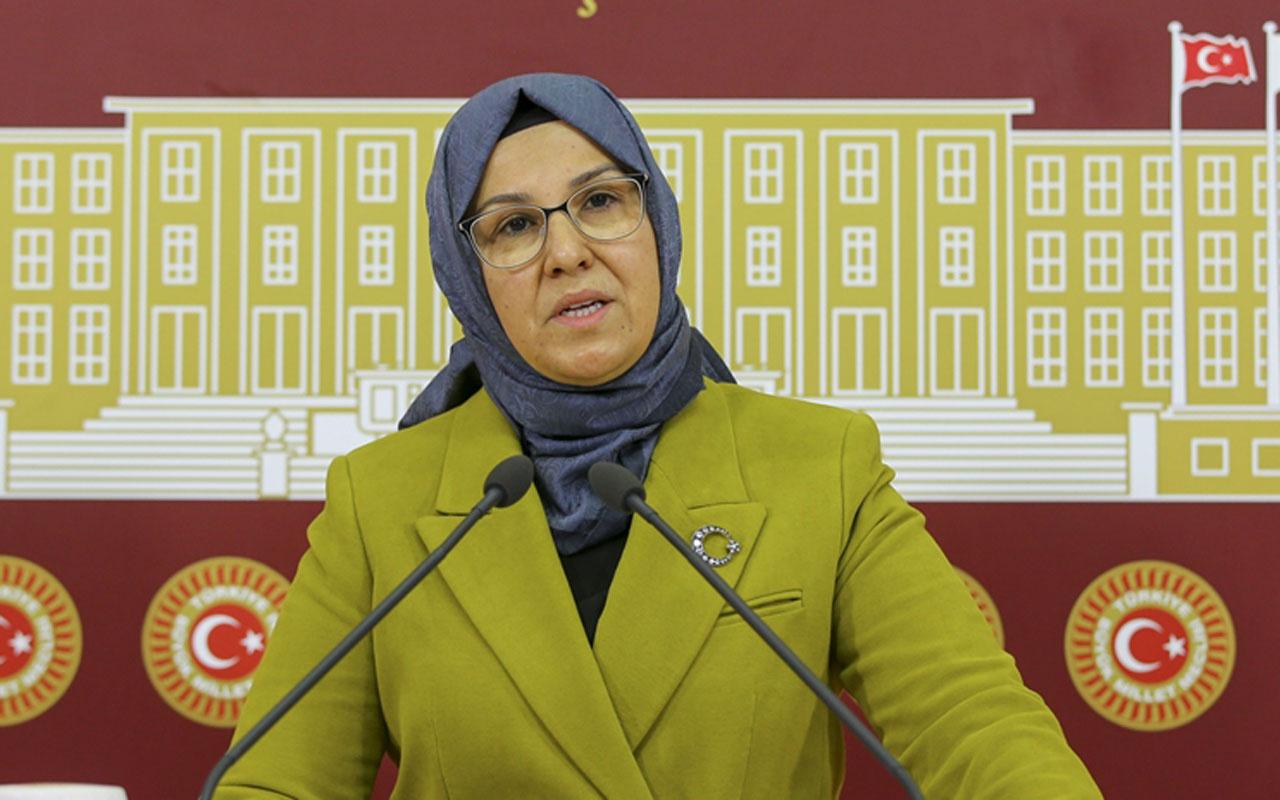 AK Partili Radiye Sezer Katırcıoğlu HDP'yi dağa kaçırılan çocuklarla ilgili sessiz kalmakla eleştirdi