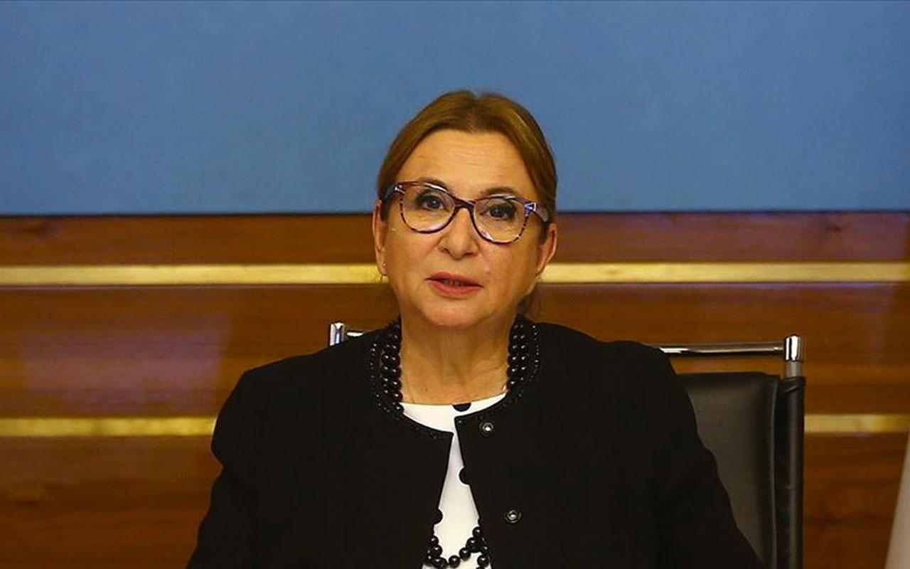 Ticaret Bakanı Ruhsar Pekcan'ın annesi vefat etti