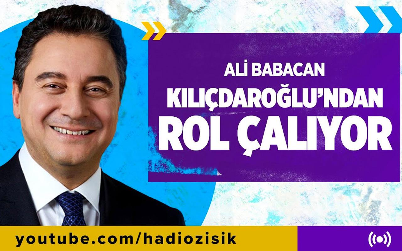 Ali Babacan Erdoğan takıntısıyla başarılı olabilir mi?