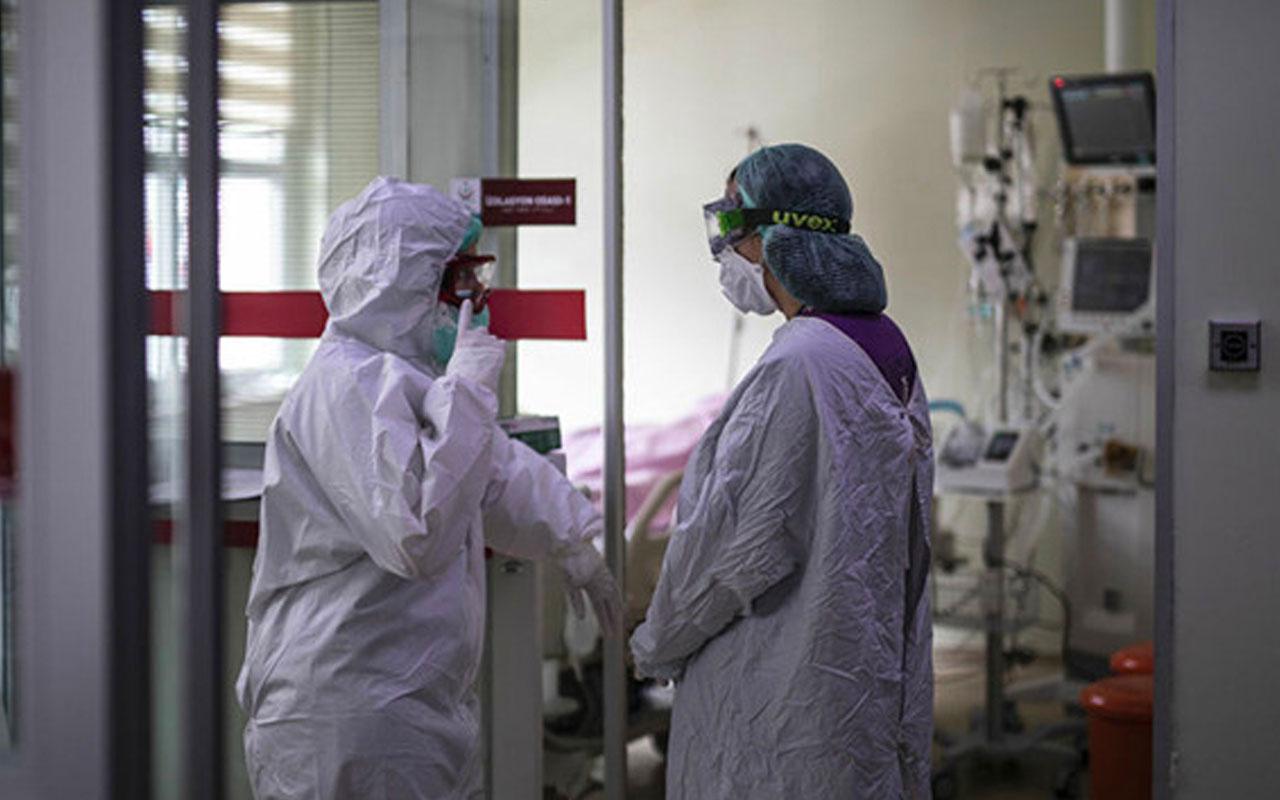 TTB'nin korkunç iddiası: Günlük vaka sayısı 50 bine yaklaştı her 10 dakikada 1 kişi ölüyor