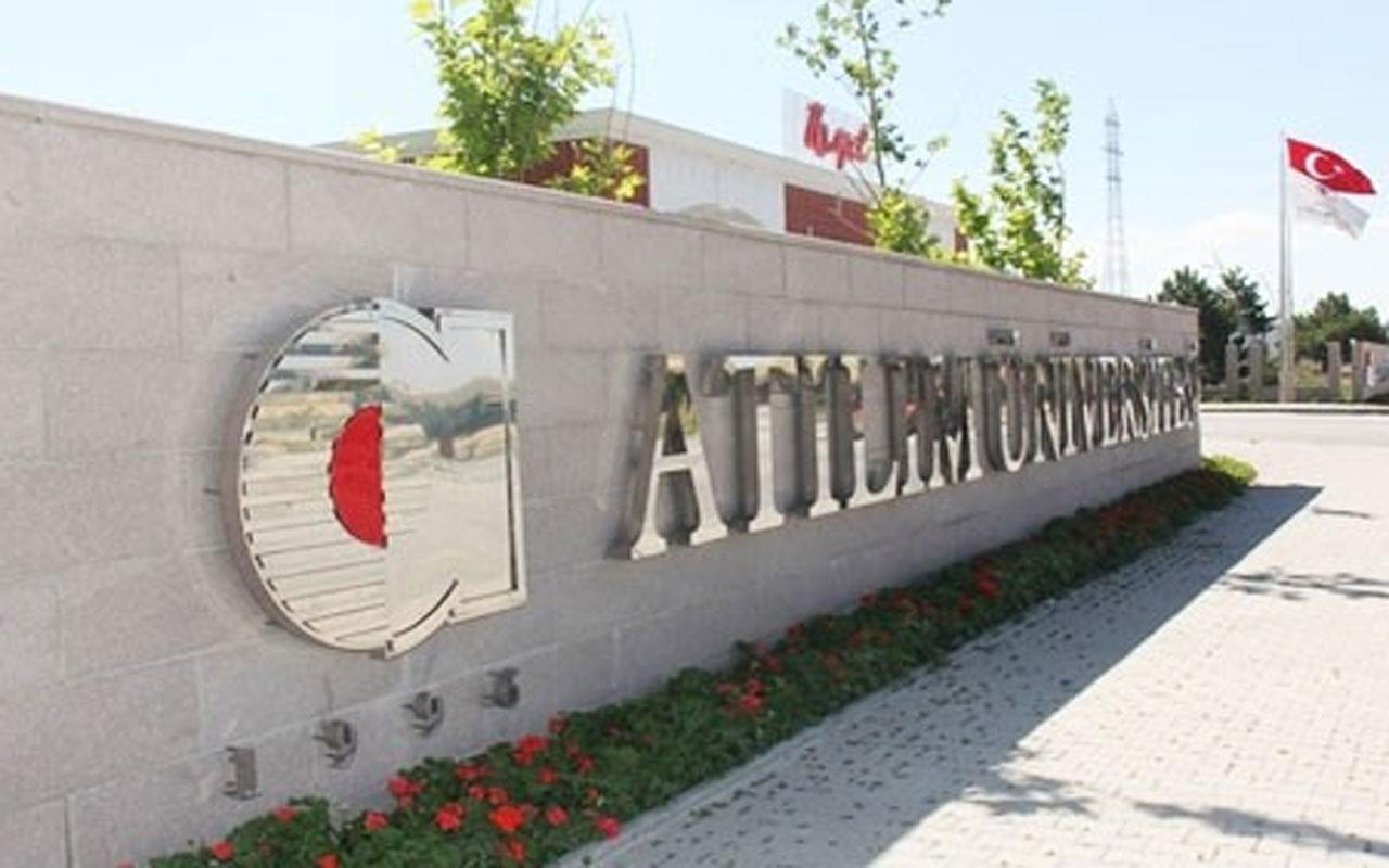 Atılım Üniversitesi'ne yüz yüze eğitim tepkisi