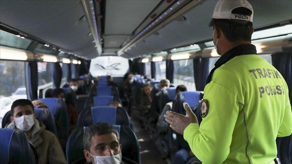 Türkiye'de herkes eve koştu! Sokağa çıkma kısıtlaması başladı