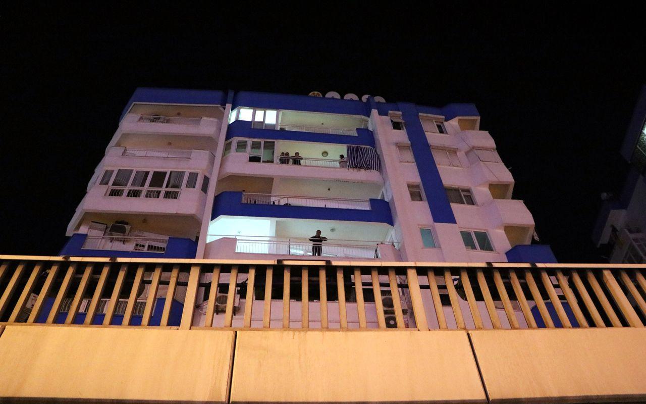 Antalya'da aileyi yıkan haber: 7 katlı binanın çatısından atlayıp feci şekilde can verdi