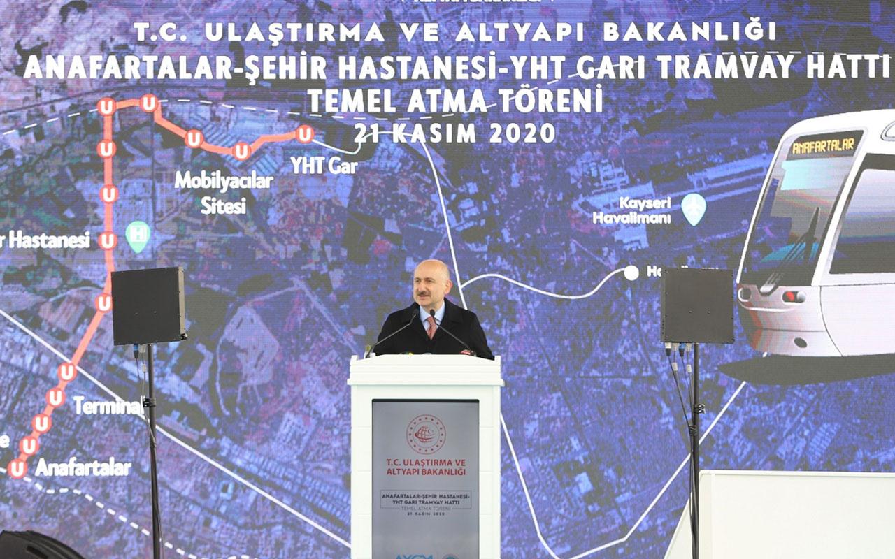 Bakan Adil Karaismailoğlu açıkladı! ilk yerli uydu 6-A  2022 yılında fırlatılacak