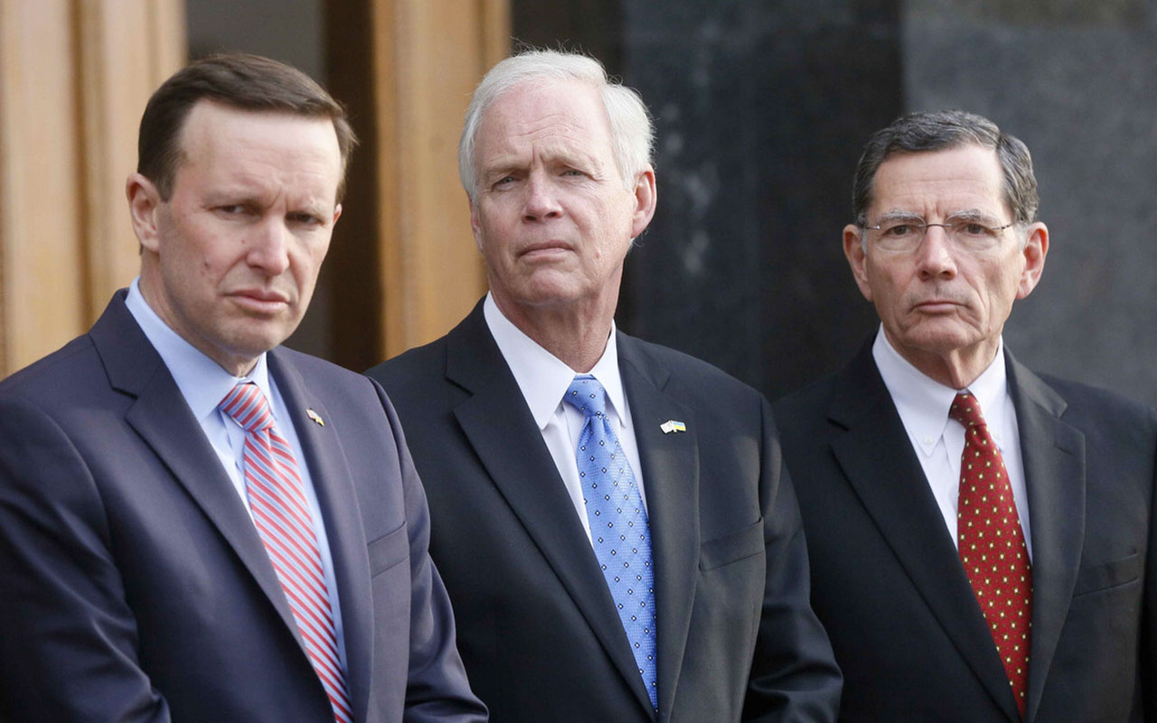 Demokrat Senatör Chris Murphy: BAE, geçmişte aşırılık yanlısı gruplara silah sağladı