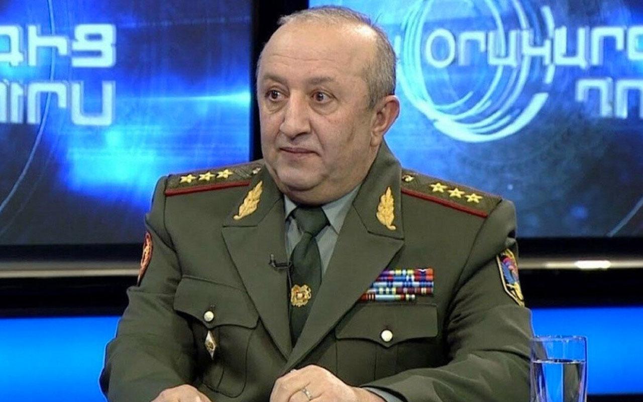 Ermeni General Movses Hakobyan'dan Türk SİHA'ları itirafı ancak dört gün savaşabildik!