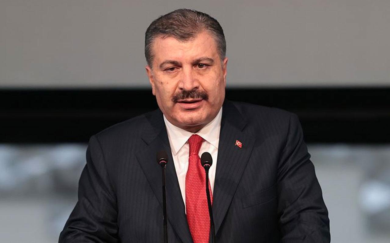 Sağlık Bakanı Fahrettin Koca'dan Prof. Dr. Asım Cenani için başsağlığı mesajı