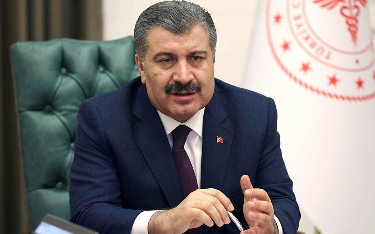 Sağlık Bakanı Fahrettin Koca: İstanbul'da koronavirüs vakalarında artış kontrol altında