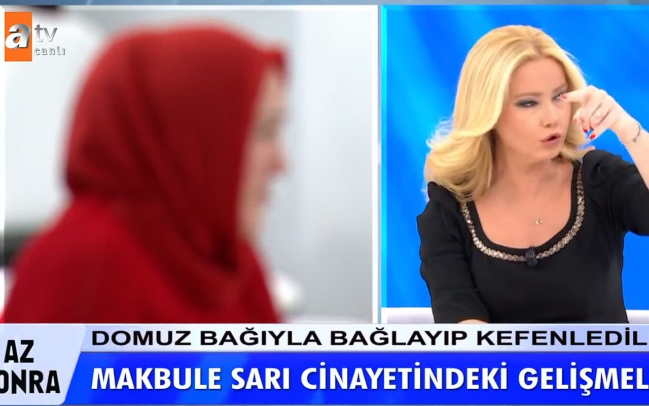 Müge Anlı ATV'de katili arıyordu! Ordulu Makbule teyzenin katili bakın kim çıktı