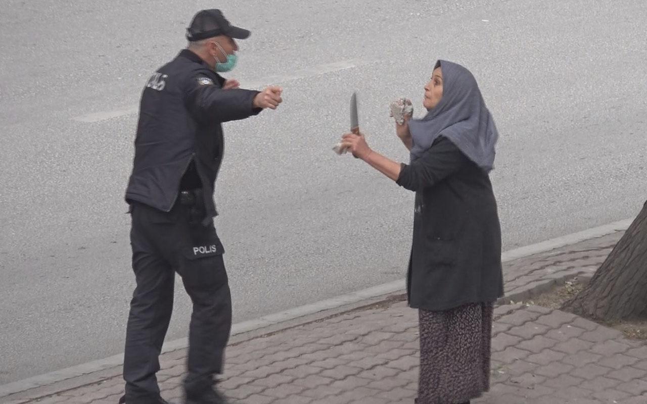 Konya'da 'masaya servis' ısrarında tartışma! Taşlar ve sopalar havada uçuştu