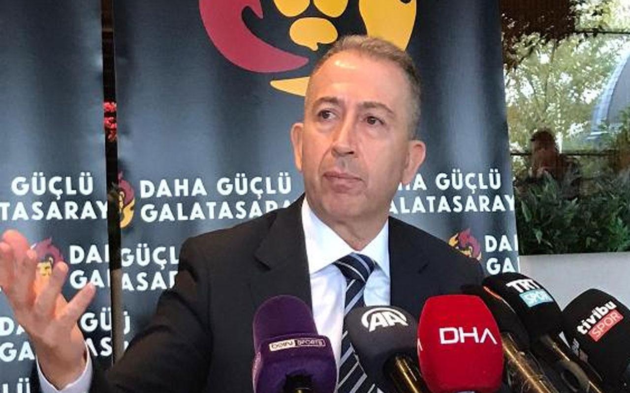 Galatasaray başkan adayı Metin Öztürk'ten divan kuruluna dilekçe
