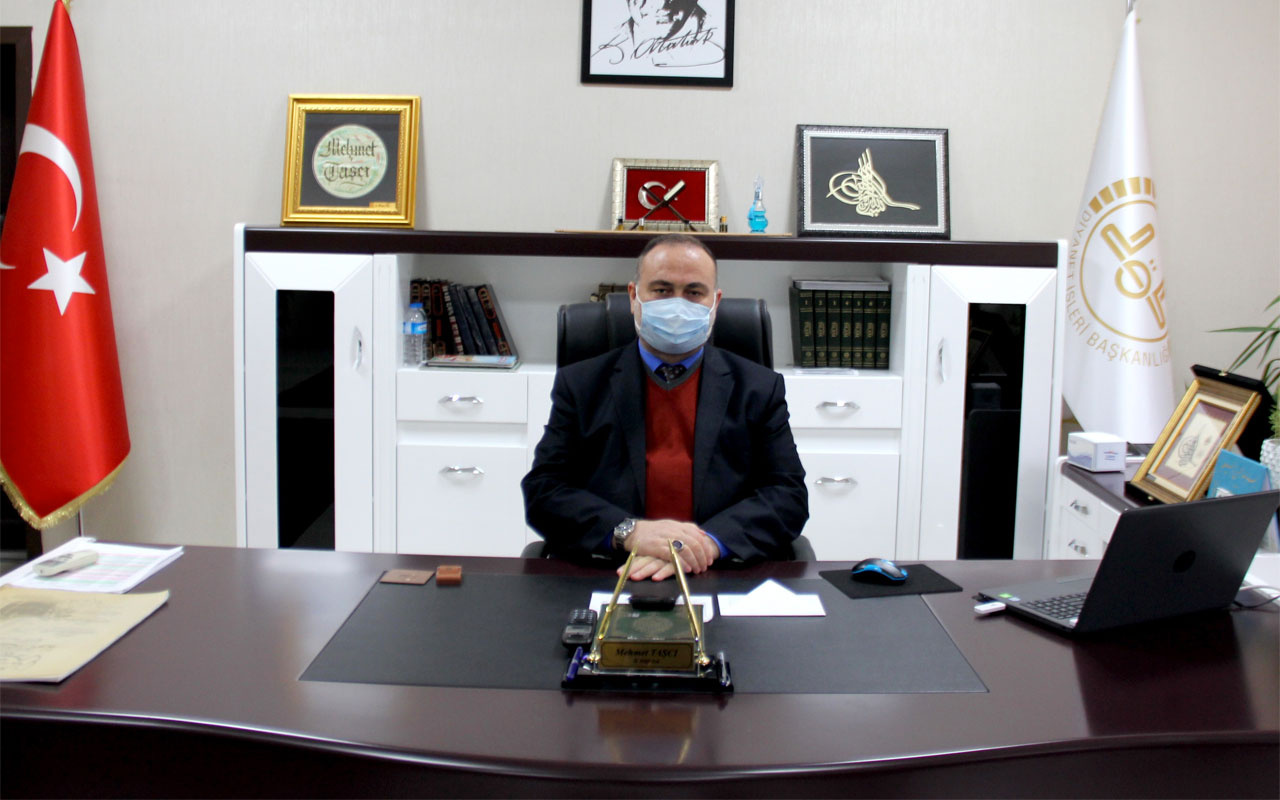 Adıyaman müftüsü Mehmet Taşçı: Karantinaya uymayanlar büyük vebal içerisinde