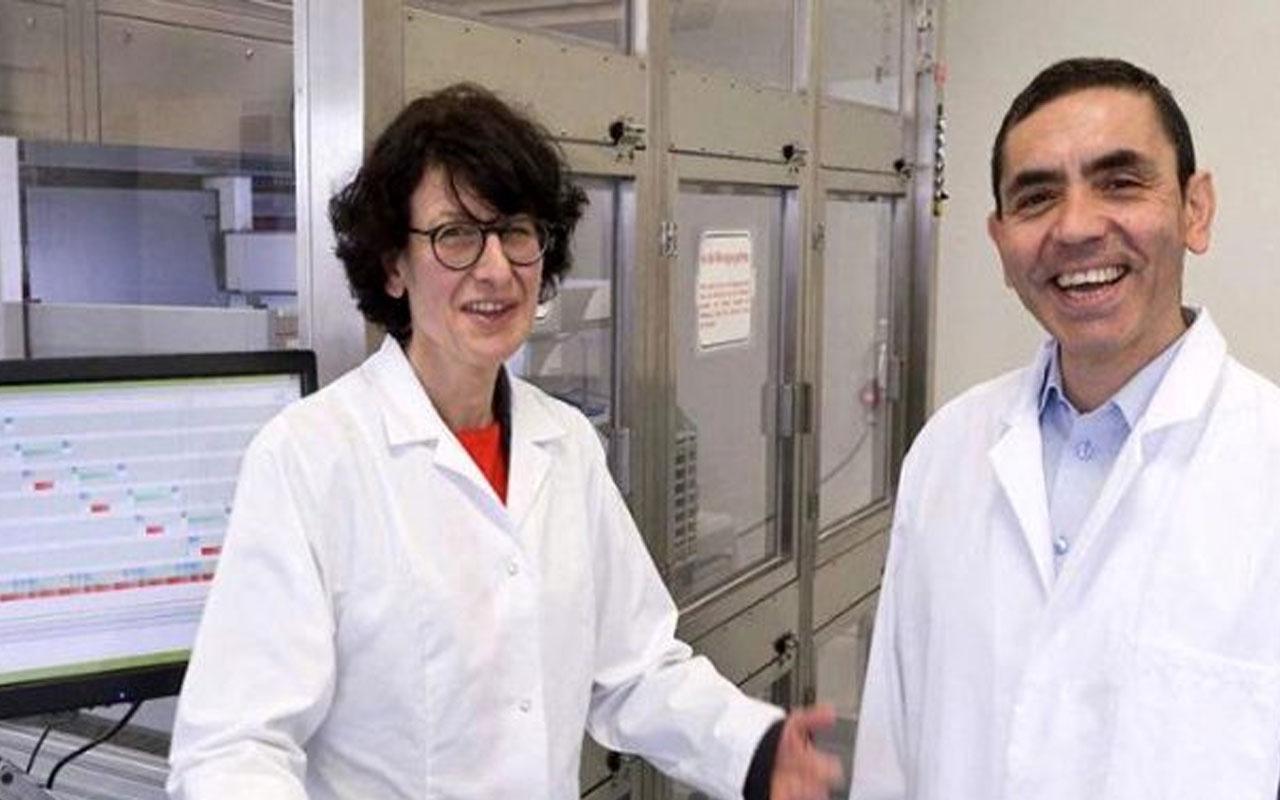 Türk profesör Uğur Şahin'in geliştirdiği Pfizer/BioNTech aşısına İngiltere'den onay