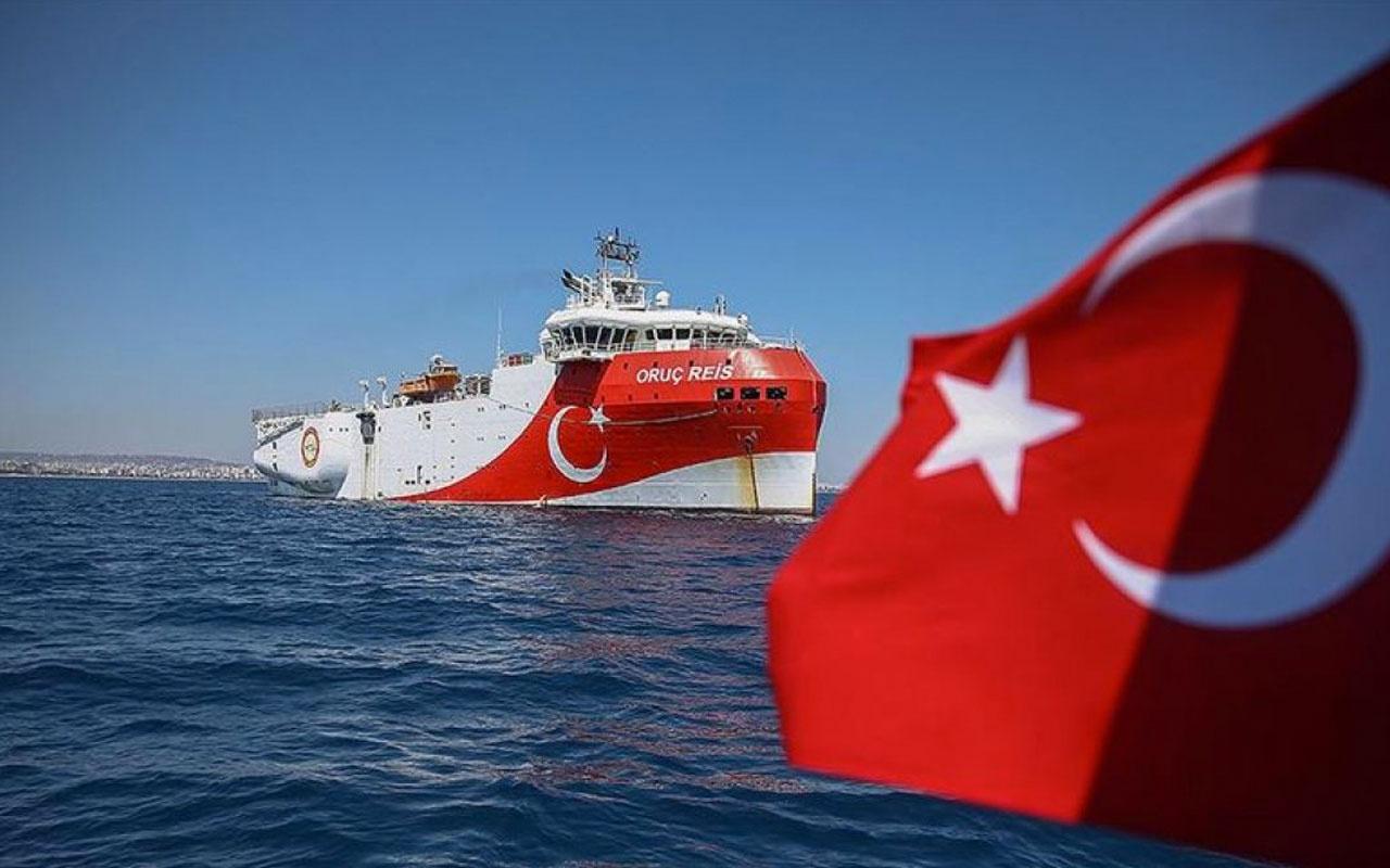 Son dakika Oruç Reis Doğu Akdeniz'de yeni NAVTEX ilan etti