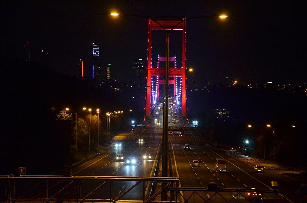 Türkiye sokağa çıkma kısıtlamasıyla sessizliğe büründü