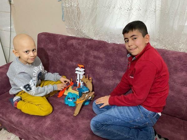Koronavirüs zannedilen 8 yaşındaki Ahmet'in lösemi olduğu ortaya çıktı