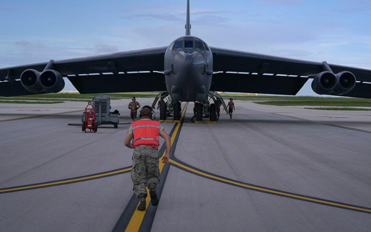 CENTCOM açıkladı: ABD, stratejik bombardıman uçaklarını Ortadoğu'ya aktardı