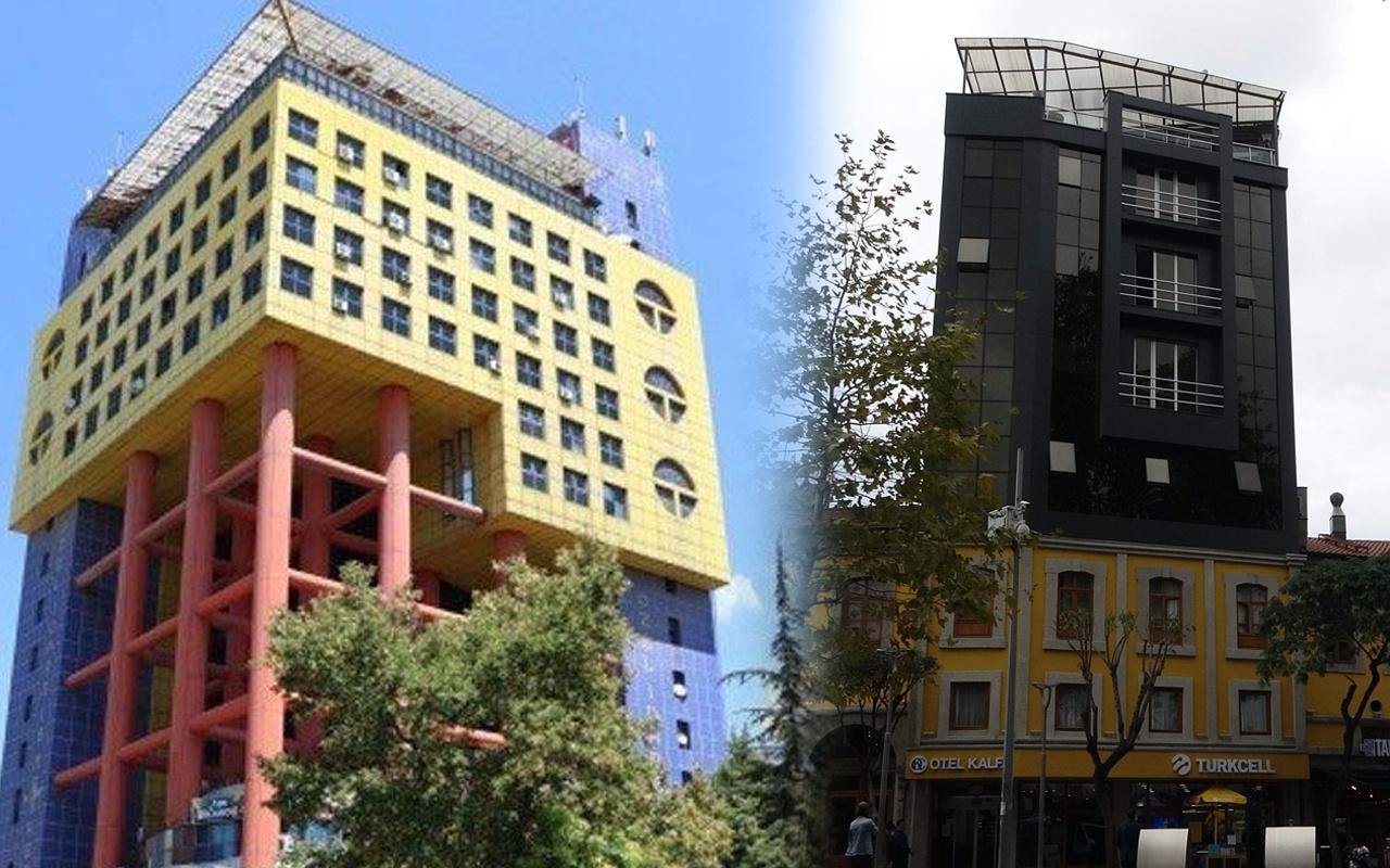 Kahramanmaraş'taki dünyanın en saçma binasına Trabzon'dan rakip çıktı