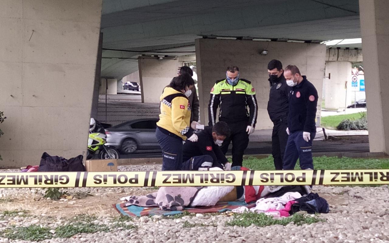 İstanbul'da köprü altında görünce şok oldu! Hemen polisi aradı