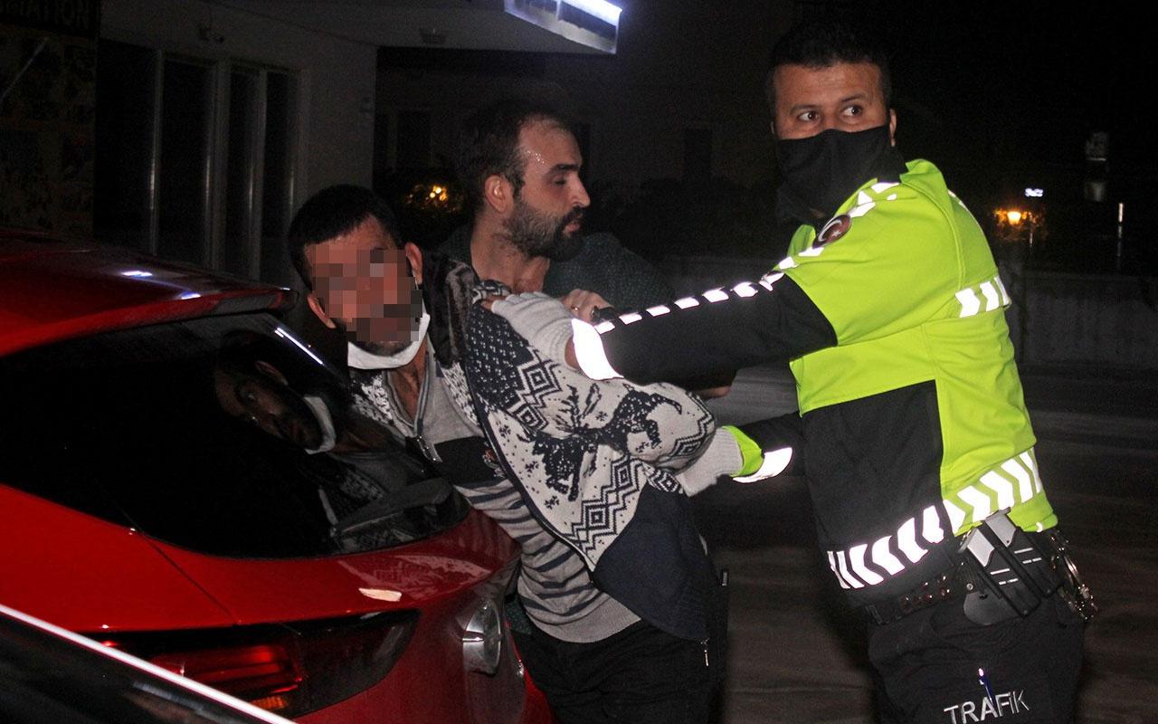 Antalya'da 17 yaşındaki genç kızı taciz etti! Bakın nerede yakalandı