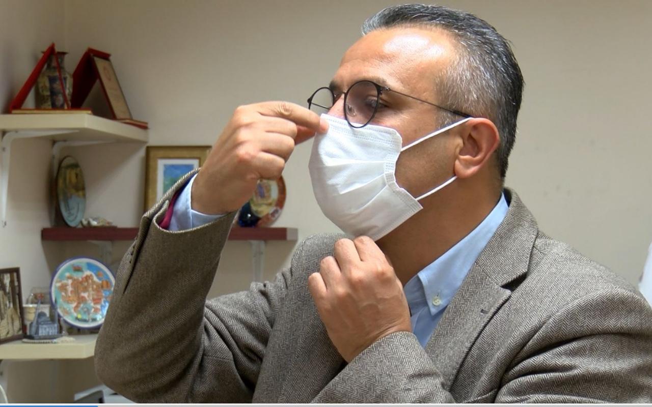 Bilim Kurulu üyesi Hasan Tezer: Maske yüzde 100 korumaz