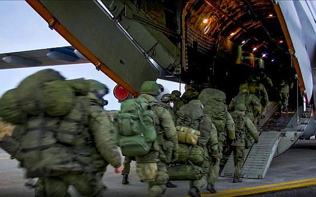 Rus uçakları askeri mühendisleri Karabağ'a taşıyacak