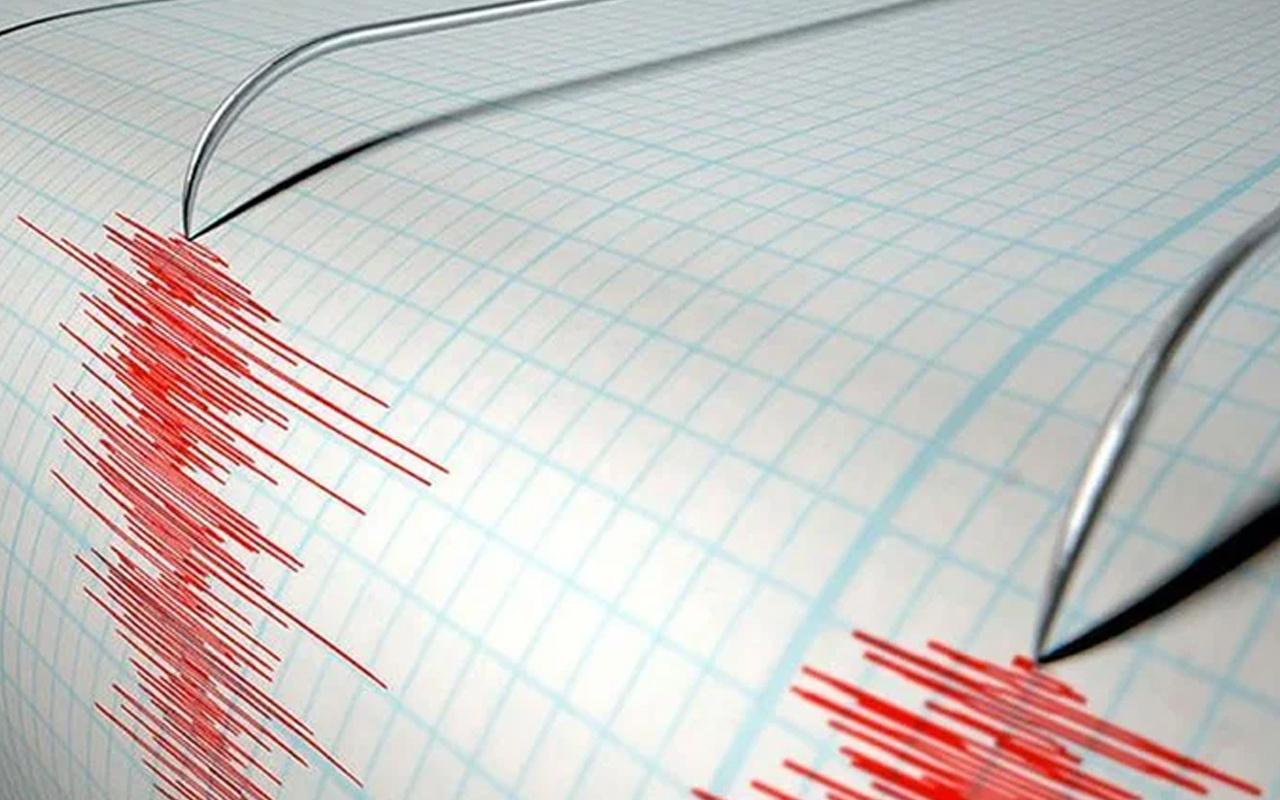 Isparta'da arka arkaya 2 deprem! Kandilli Rasathanesi şiddetini açıkladı