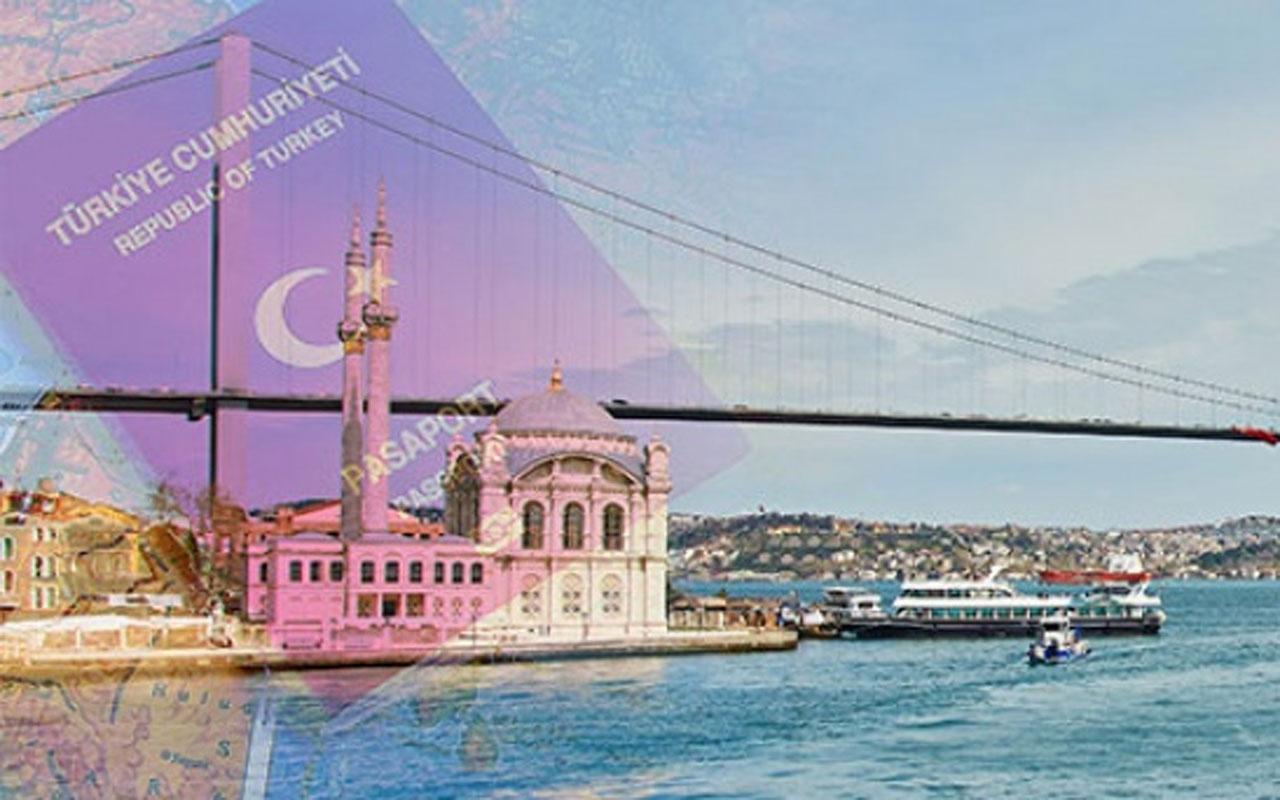Son 3 yıl içinde 7 bin 312 yabancı Türkiye vatandaşı oldu