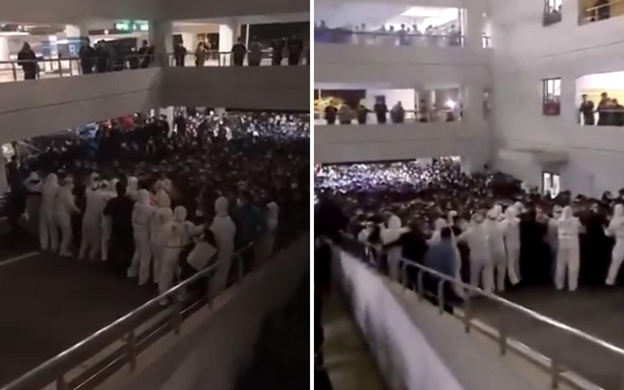 Çin'de koronavirüs paniği! 14 bin kişi karantinada