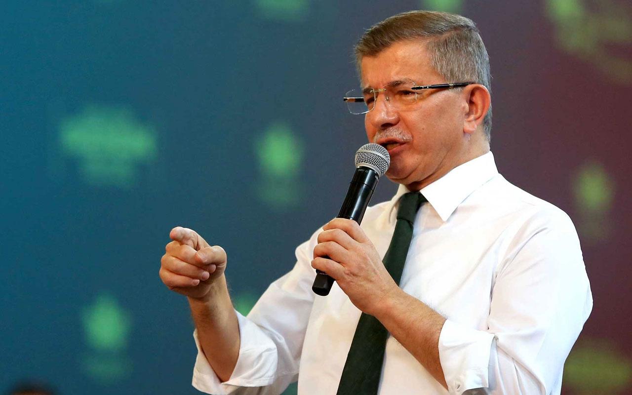 Ahmet Davutoğlu'ndan Bülent Arınç'a 'Demirtaş' desteği cesaretle dile getiren siyasetçilerden