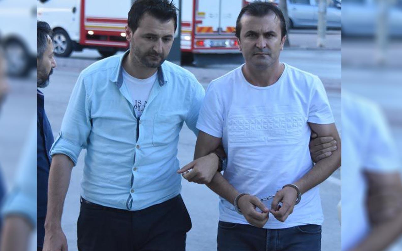 Konya'da 30 kilo altınla kaçan kuyumcuya yurt dışı çıkış yasağıyla tahliye kararı