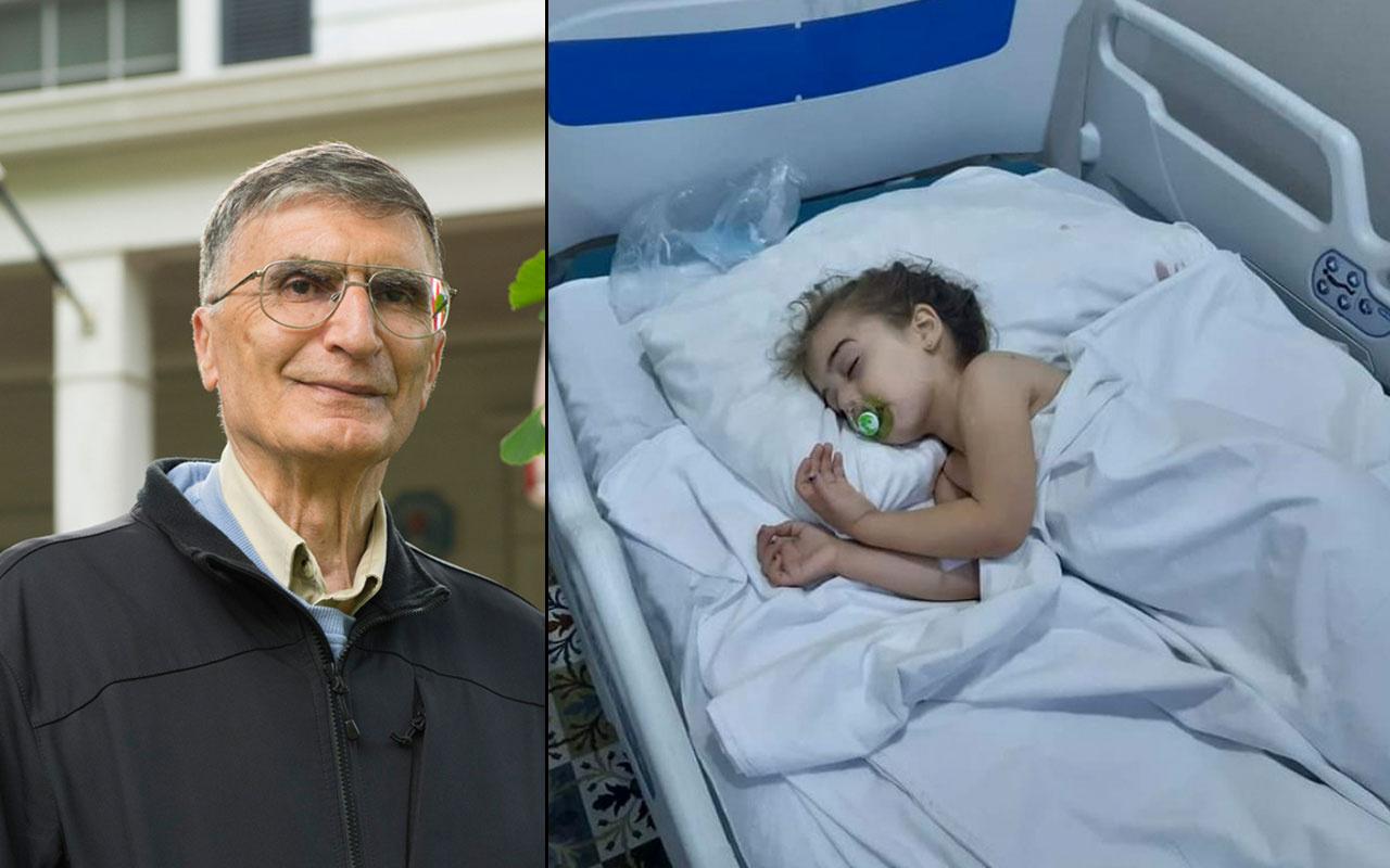 Aziz Sancar'dan ailesi Ermenistan tarafından katledilen Hatice'ye eğitim yardımı