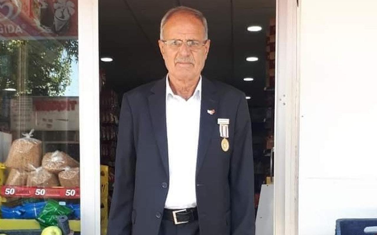 Adıyaman'da Kıbrıs Gazisi ve eski belediye başkanı koronaya yenik düştü