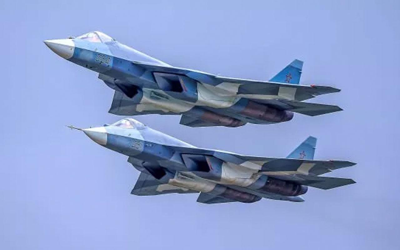 Su-57'nin ilk yabancı müşterisi Cezayir oldu 14 adet alacak