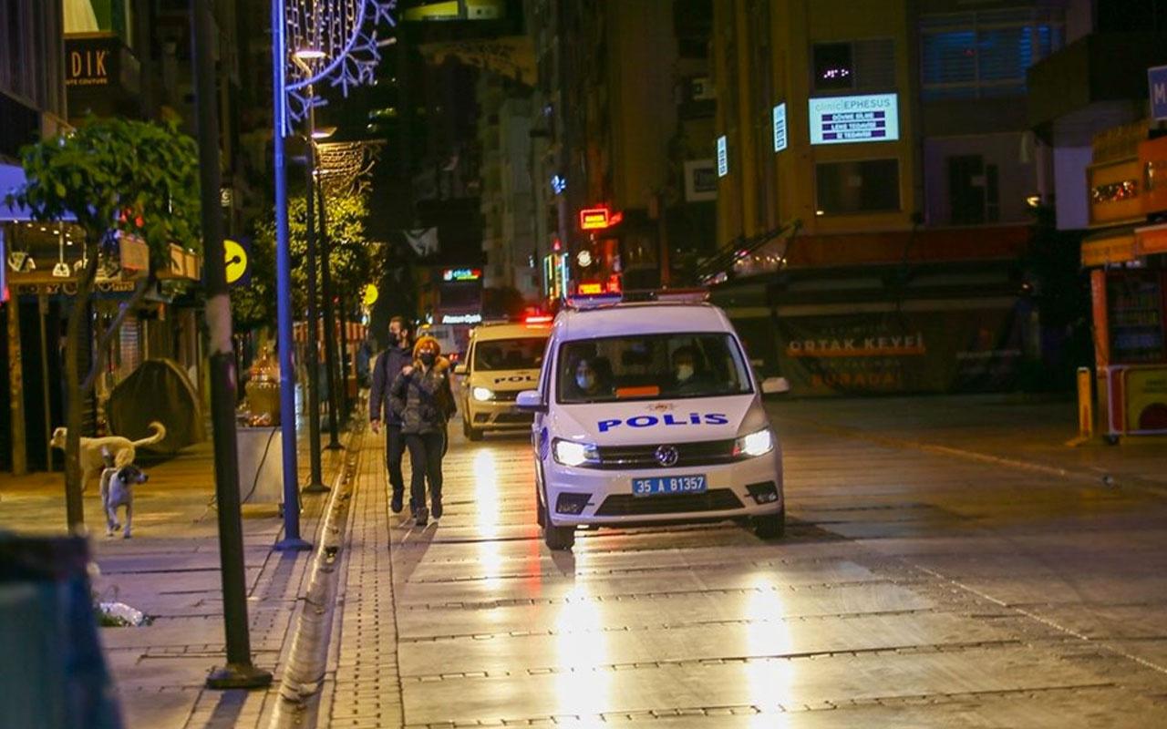 9 saatlik sokak kısıtlaması sona erdi