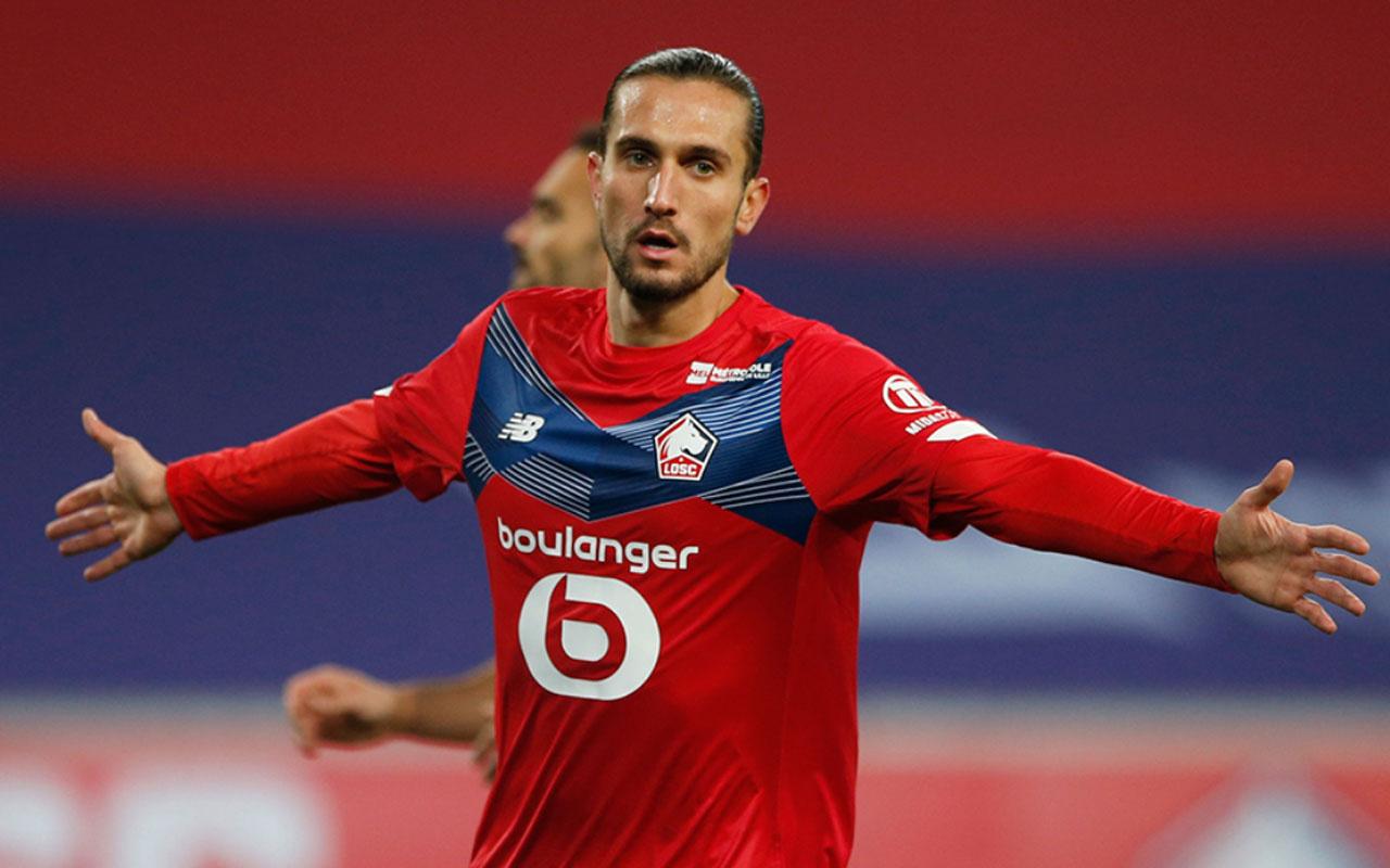 Lille, Yusuf Yazıcı'nın 2 gol attığı maçta Lorient'i 4-0 yendi Fransızlar mest oldu