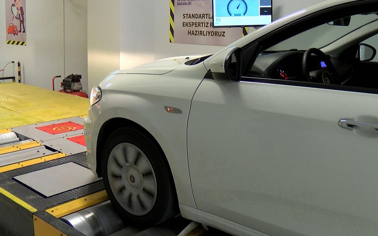 Kayseri'de satın aldığı otomobilin iki araçla birleştirildiğini ekspertiz raporu ile öğrendi