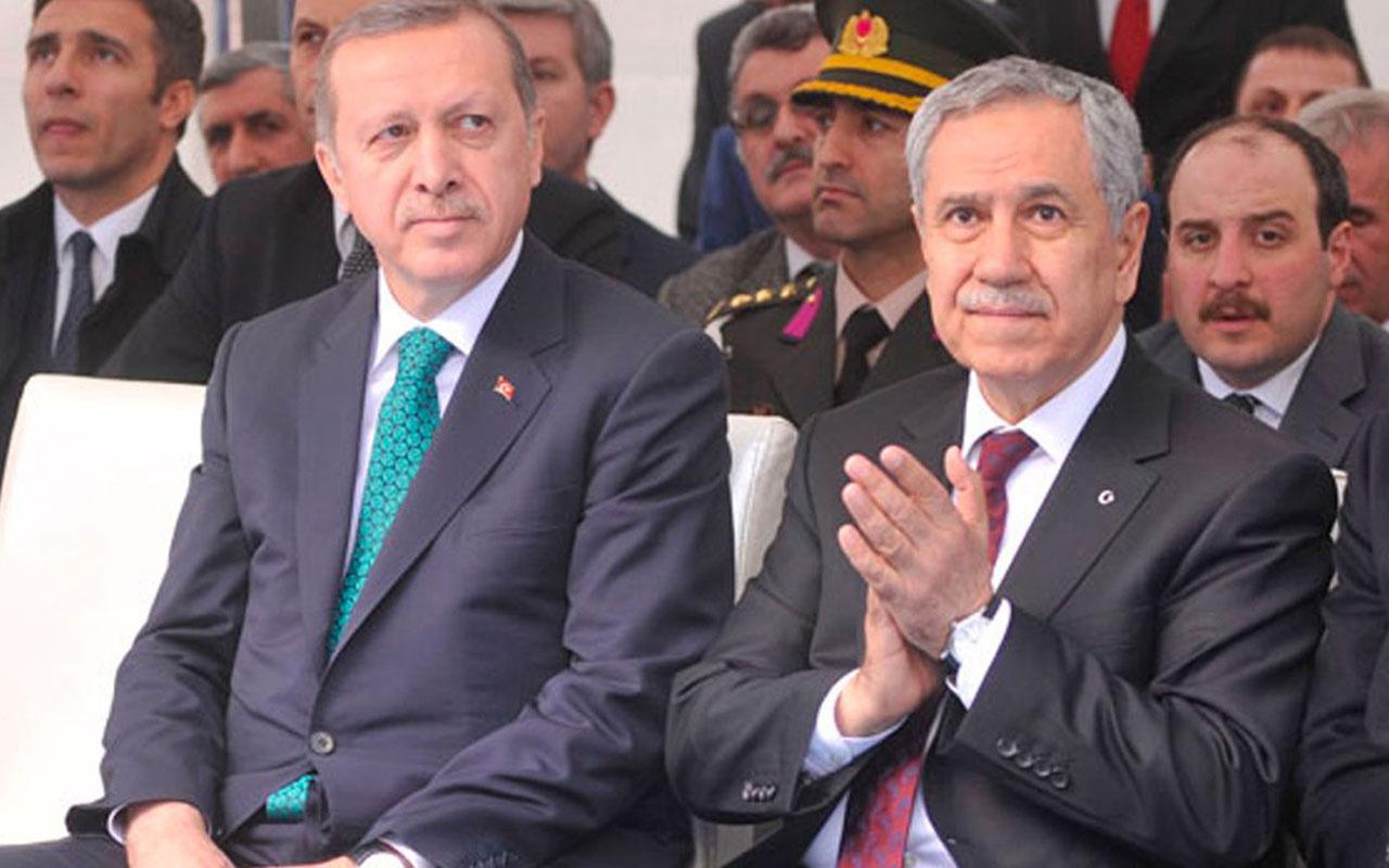 Cumhurbaşkanı Erdoğan, Bülent Arınç'la yolunu resmen ayırdı! Arınç istifa edecek mi