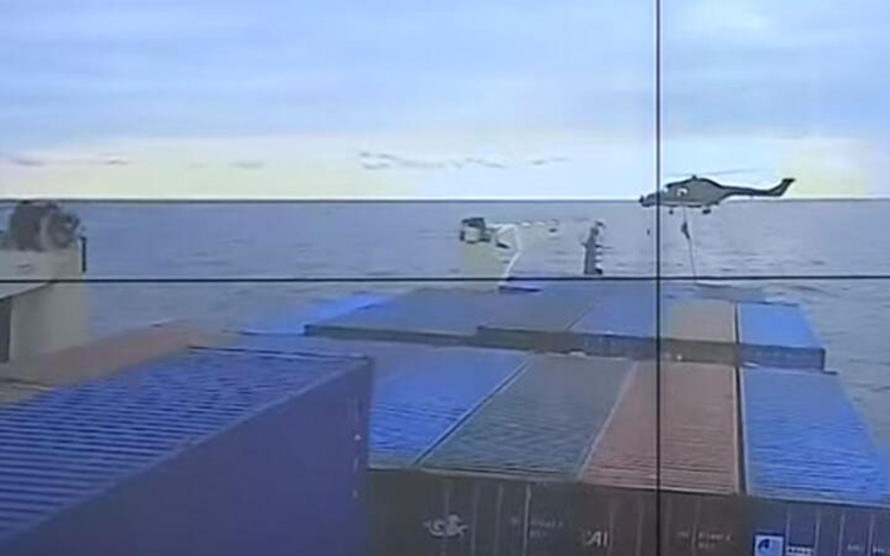 Dışişleri Bakanlığı'ndan Türk gemisinde yapılan hukuksuz aramaya sert tepki