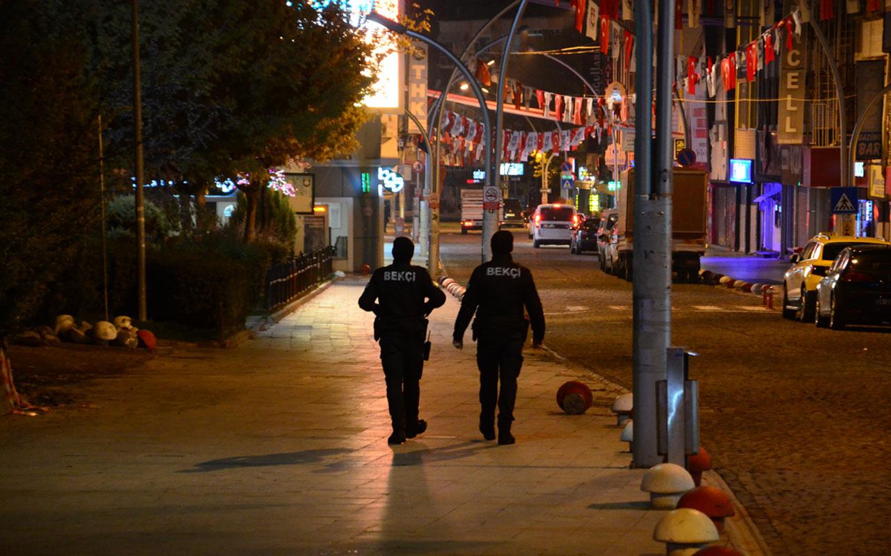 23 Nisan'da 3 gün sokağa çıkma yasağı! İçişleri Bakanlığı 81 ile genelge gönderdi