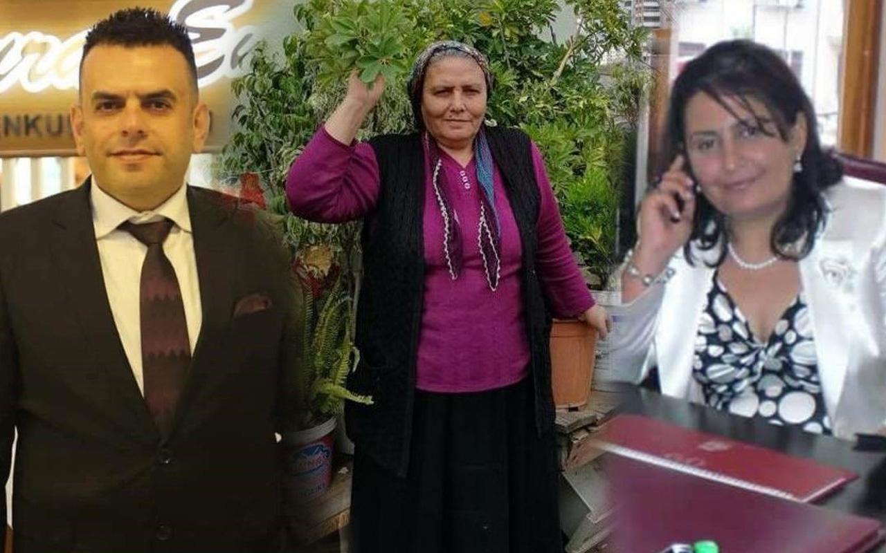 Mersin'de iş insanı, annesi ve kardeşiyle koronavirüsten öldü