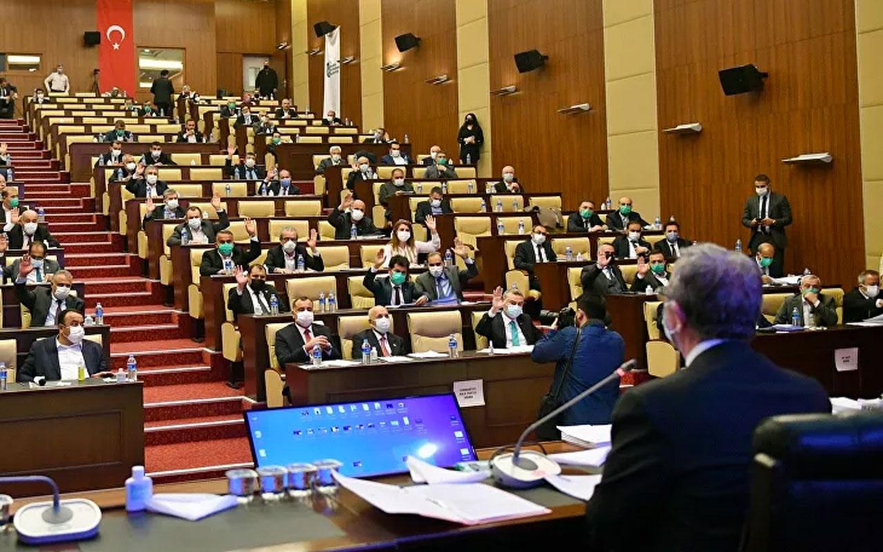 Ankara Büyükşehir Belediyesi bütçesi belirlendi: 13 milyar 345 milyon lira